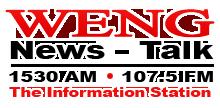 WENG 1530 AM - 107.5 FM