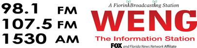 WENG 98.1FM, 107.5 FM & 1530 AM